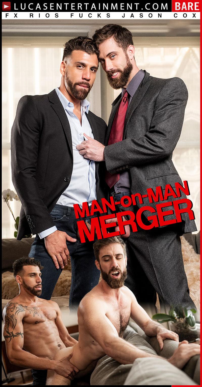 Gentlemen 24: Man-On-Man Merger, Scene Four (FX Rios Fucks Jason Cox) at LucasEntertainment