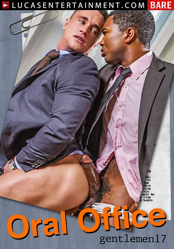 Gentlemen 17: Oral Office (Sean Xavier Fucks Alexander Volkov) (Scene 3) at Lucas Entertainment