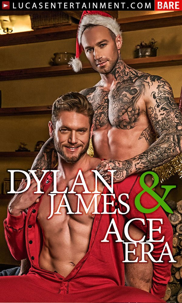 Dylan James Comes Down Ace Era's Chimney This Christmas at Lucas Entertainment