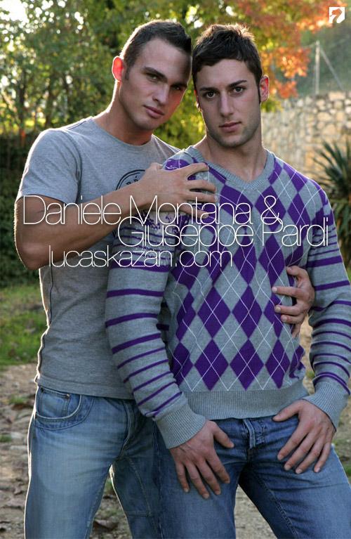 Daniele Montana & Giuseppe Pardi at LucasKazan.com