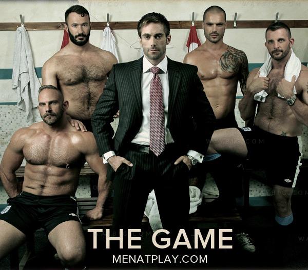 The Game (Jake Genesis, Issac Jones, Wilfried Knight, Samuel Colt & Morgan Black) on MenAtPlay