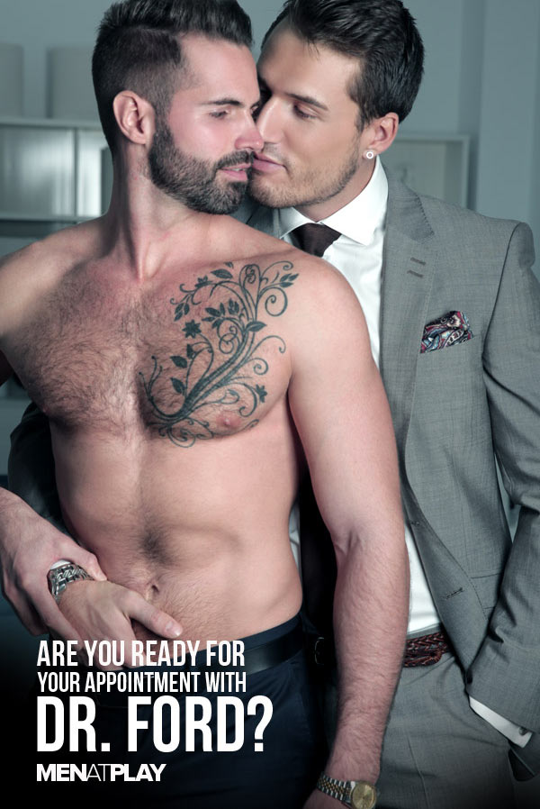 Dr Ford (Theo Ford & Dani Robles) on MenAtPlay