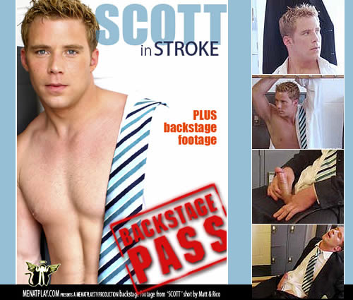 Backstage Pass: Scott on MenAtPlay