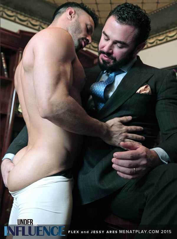 Under The Influence (Flex Xtremmo and Jessy Ares) on MenAtPlay