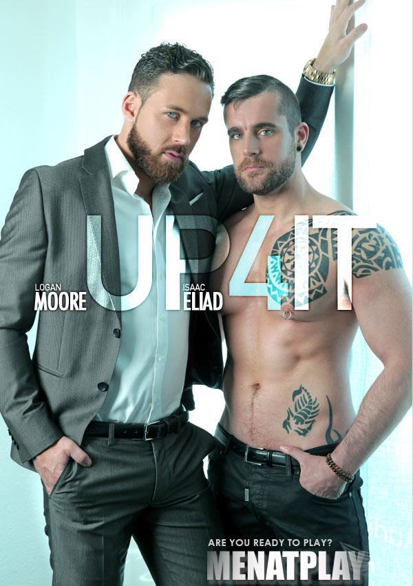 UP4IT (starring Logan Moore & Isaac Eliad) on MenAtPlay