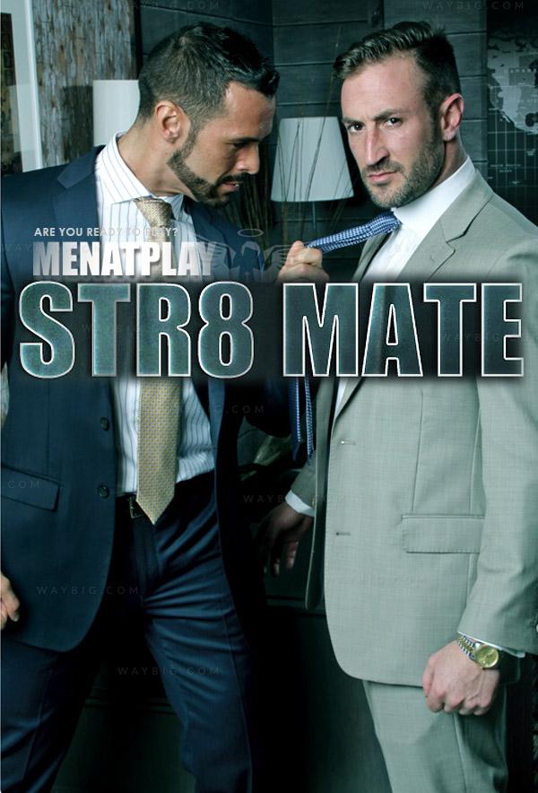 Str8 Mate (Starring Denis Vega & Caleb Roca) on MenAtPlay