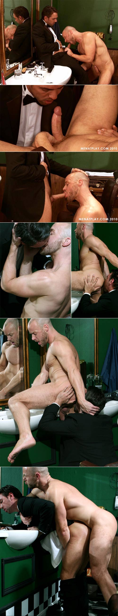 Lucky Daniels & Nathan Price on MenAtPlay