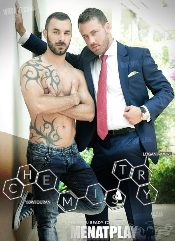 Chemistry (starring Logan Moore & Xavi Duran) on MenAtPlay