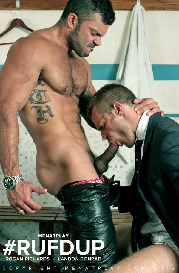 #RUFDUP. (Rogan Richards & Landon Conrad) on MenAtPlay