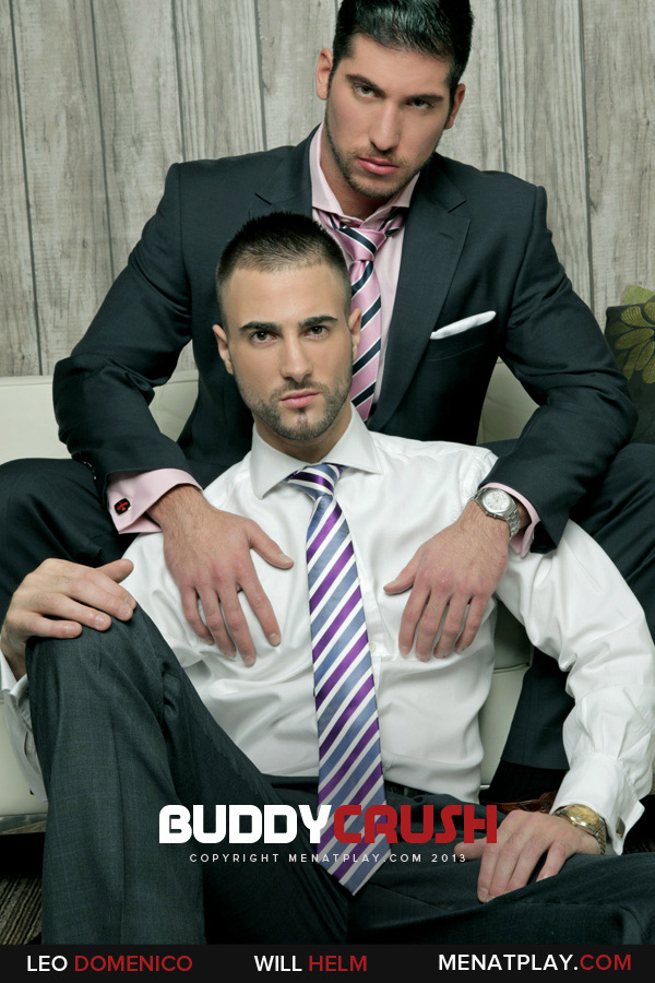 Buddy Crush (Leo Domenico & Will Helm) on MenAtPlay
