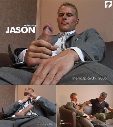 Jason at Men At Play TV