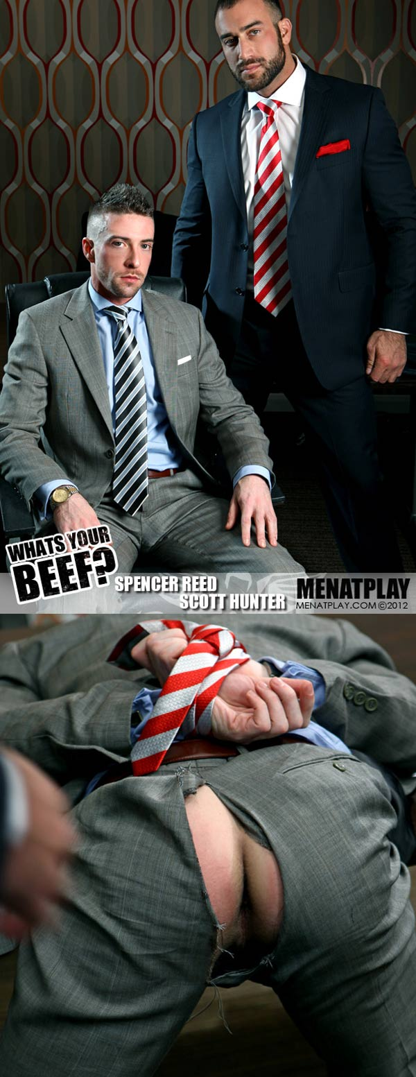 What's Your Beef? (Spencer Reed & Scott Hunter) on MenAtPlay