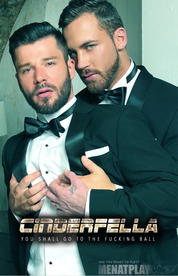 Cinderfella (starring Logan Moore & Danny Star) on MenAtPlay