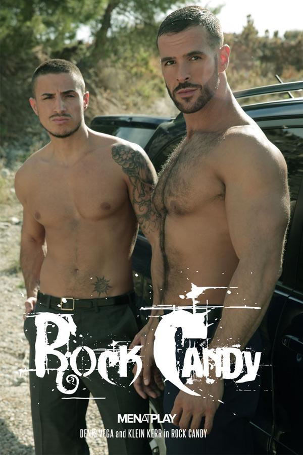 Rock Candy (Denis Vega Bottoms For Newcomer Klein Kerr) on MenAtPlay