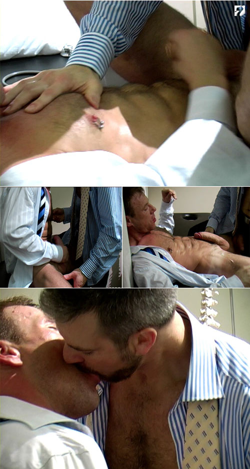 MenAtPlay Medical: Dr Richard & Korben