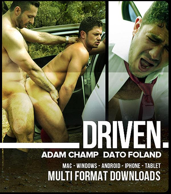 Driven (Adam Champ & Dato Foland) on MenAtPlay