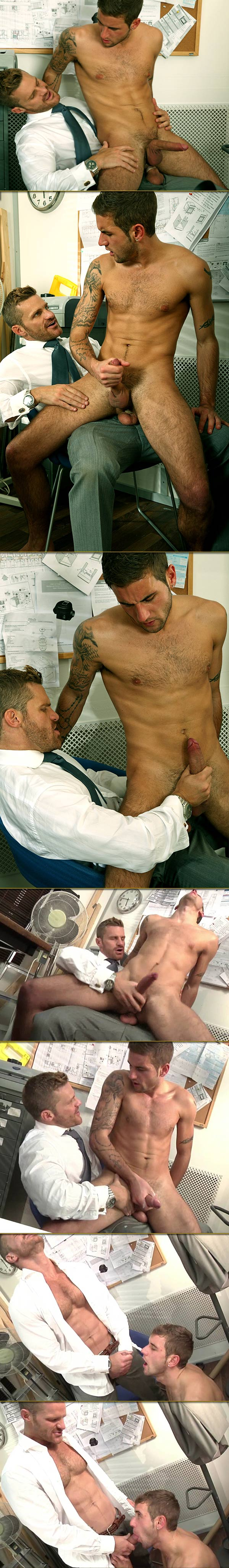 On Site (Landon Conrad & Dan Broughton) on MenAtPlay
