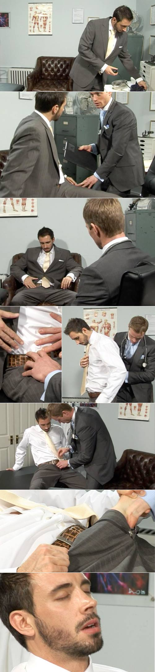 Dr Stevens & Ludovic on MenAtPlay