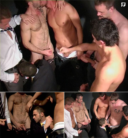 New Video: 'Executive Glory 4' Starring Marcel on MenAtPlay.net
