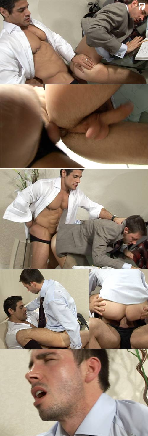 Exploited (Starring Marvin & Ludovic) on MenAtPlay