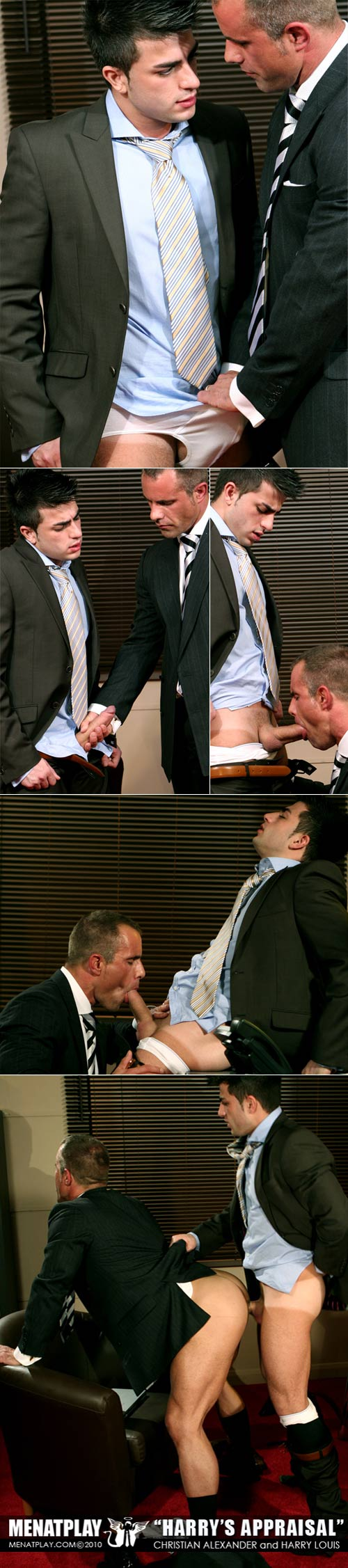 Harry's Appraisal (Starring Harry Louis & Christian Alexander) on MenAtPlay