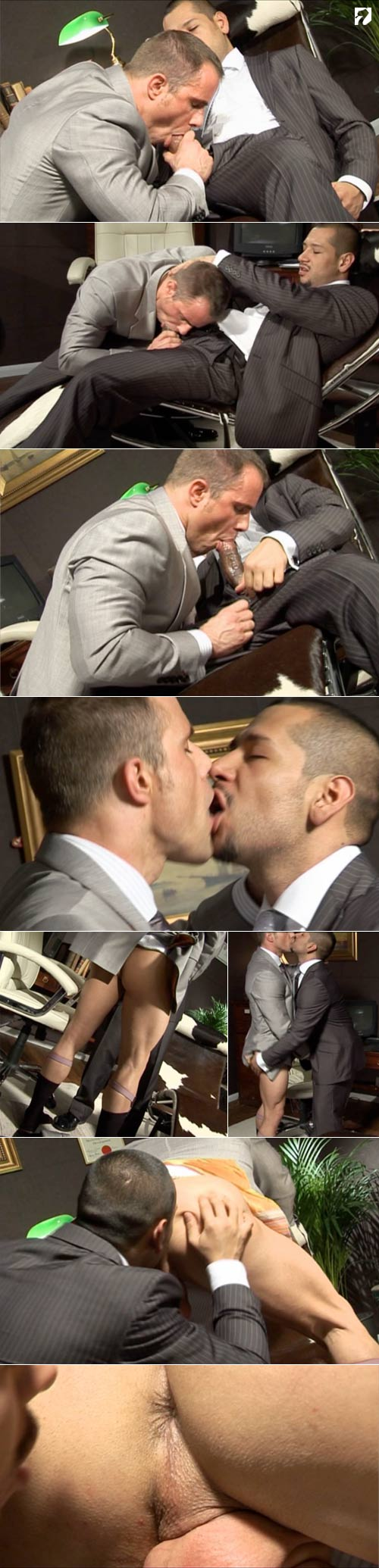 The Shrink (Starring Christian Alexander & Roberto) on MenAtPlay