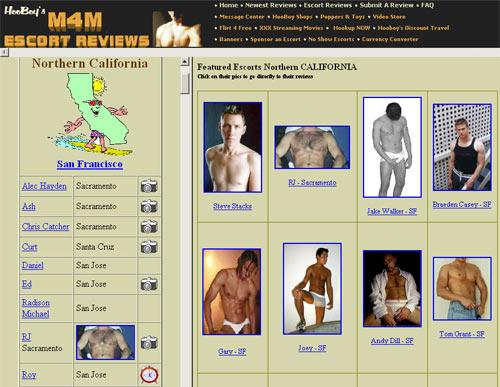 Product Image: M4M Escort Reviews