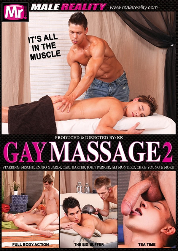 Gay Massage 2 (Chris Young & Val Horner) (Scene 3) at Male Reality