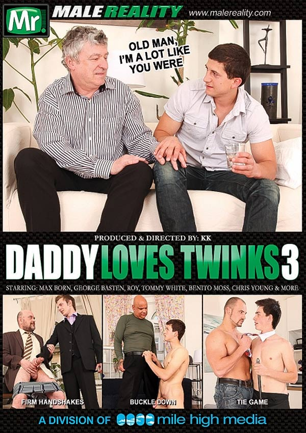 Daddy Loves Twinks 3 (Johny Lucas & Chris Young) (Scene 2) at Male Reality