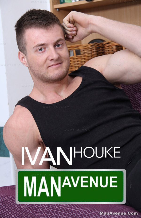 Ivan Houke at ManAvenue