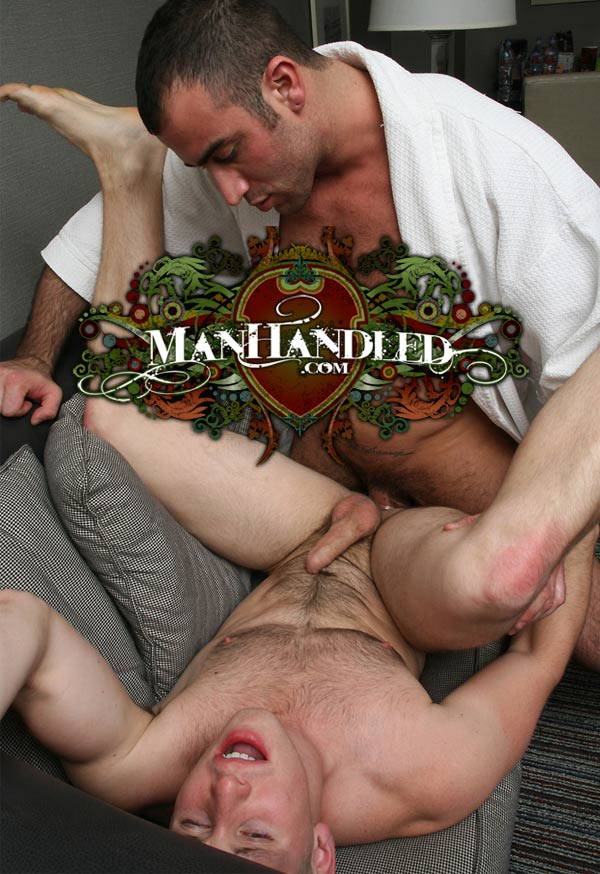 The Paperboy (Spencer Reed & Spencer Whitman) at ManHandled