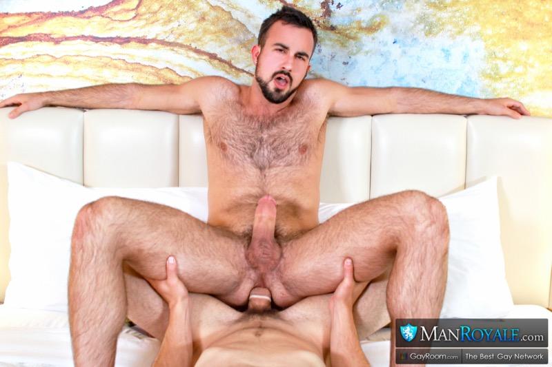 Business With Pleasure (Jason Maddox Fucks Mason Lear) at ManRoyale