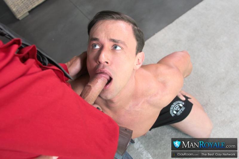 Cater To You (Ollie Fucks Alexander Volkov) at ManRoyale