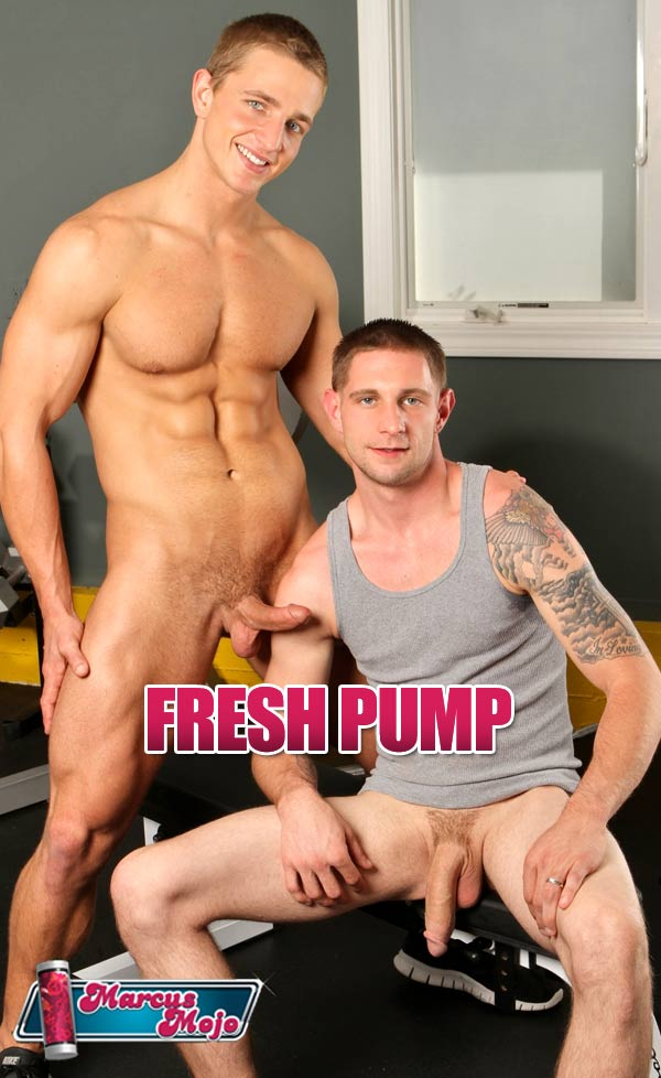 Fresh Pump (Marcus Mojo & Jay Rising) at MarcusMojo