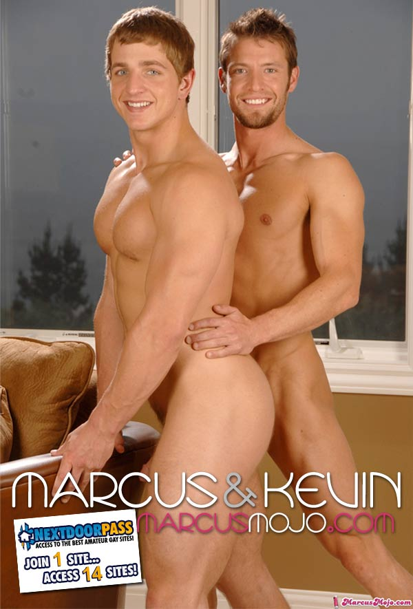 Casual Sex (Kevin Crows & Marcus) at MarcusMojo