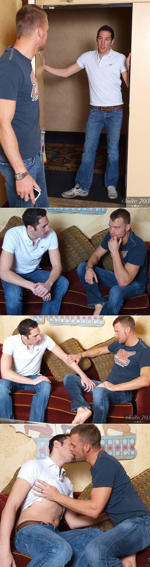 Nick Spartan & Steven Daigle at I'm A Married Man