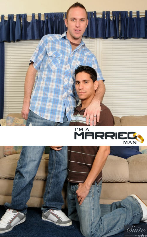 Lex Sabre and Rex Roddick at I'm A Married Man