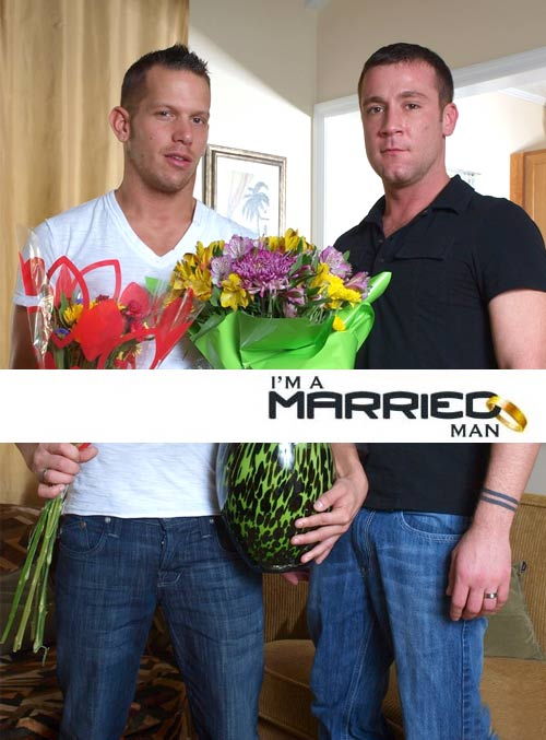 Shane Frost & Trevor Knight at I'm A Married Man