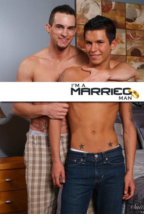 Phenix Saint & Seth Knight at I'm A Married Man