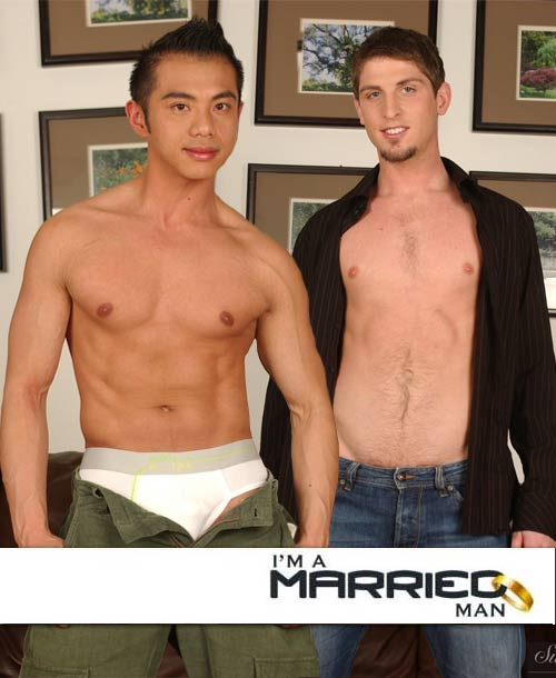Jayden Grey & Niko Reeves at I'm A Married Man