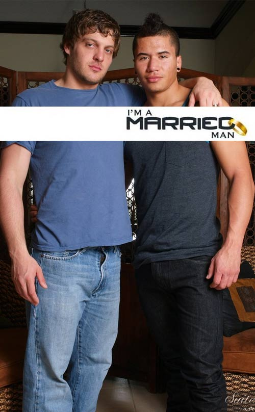 Andrew Blue & Dante Escobar at I'm A Married Man