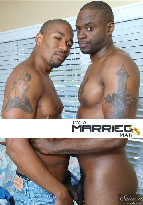 Diesel Washington & Scott Alexander at I'm A Married Man