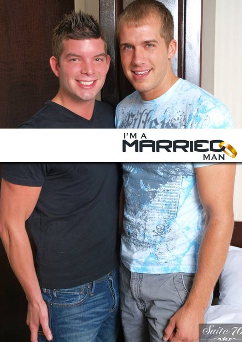Brandon Lewis & Shawn Young at I'm A Married Man