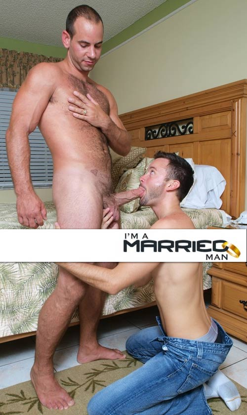 David Scott & Girth Brooks at I'm A Married Man