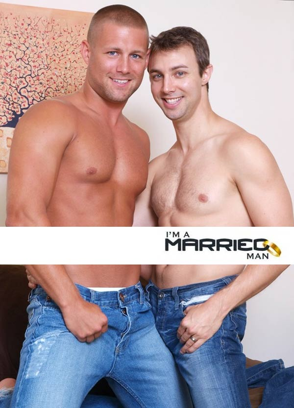 Bobby Clark & Devon Hunter at I'm A Married Man