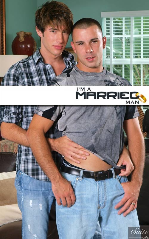 Nikko Alexander & Parker Allen Brookes at I'm A Married Man