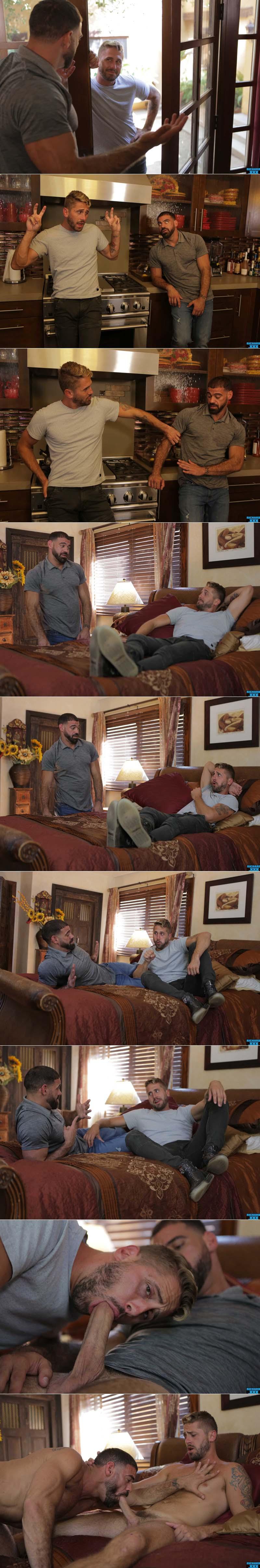 Ricky Larkin Fucks Wesley Woods at Richard.XXX