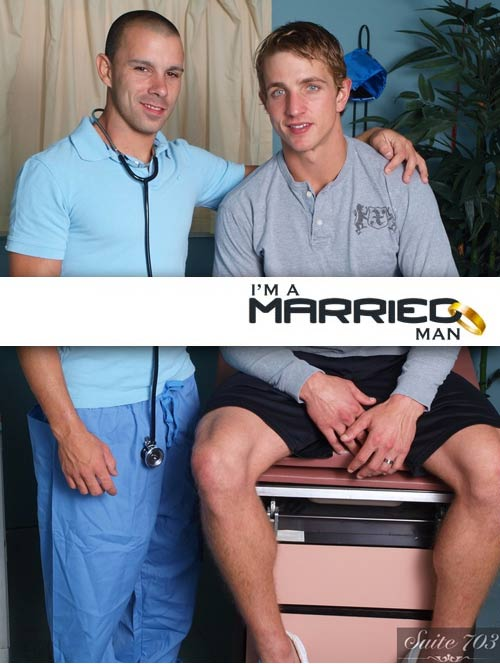 Landon Mycles & Nikko Alexander at I'm A Married Man