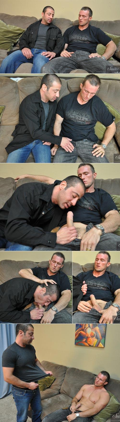 Devin & Sean Stavos at I'm A Married Man