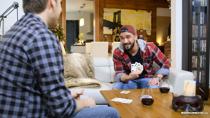 Five-Card Stud with Zack Lemec at Maskurbate